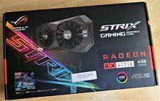 ASUS STRIX GAMING GRAFIKKARTE RADEON RX 470 4GB GDDR5 OVP