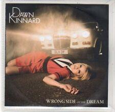 (DL120) Dawn Kinnard, Wrong Side of the Dream - 2010 DJ CD