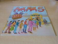 MAX MIX - VOLUME 5 !!! ITALO - FUNK - DANCE !!!RARE VINYL!!LP!!!!!!