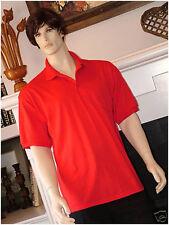 Pocket Polo Golf Shirt Hanes Stedman® 0504, Adult Hot Sports Colors Cotton Blend