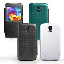 Caseflex Accesorios Samsung Galaxy S4 Plus Ventana de Vista Trasera Batería Funda
