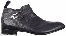 $990 Authentic Cesare Paciotti Ankle Boots US 8 Italian Designer Shoes