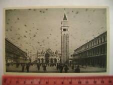 Cartolina Veneto - Venezia Piazza S. Marco - VE 3678