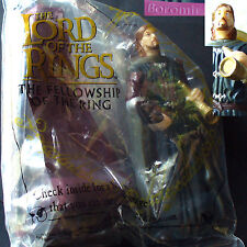 Burger King LOTR Boromir (silver buckle, silver guard) 2001 Lord of the Rings