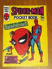 MARVEL DIGEST SERIES SPIDERMAN #6 BRITISH POCKET BOOK