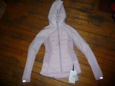Lululemon DOWN FOR IT ALL JACKET PORCELAINE PINK sz 4 NWT