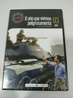 El Anno Che Viviamo Pericolosamente Mel Gibson - Regione 2 DVD Spagnolo Inglese
