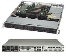 **SuperMicro SuperServer SYS-1028R-MCTR 1U SuperServer ***FULL MFR WARRANTY***