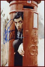 4x6 SIGNED AUTOGRAPH PHOTO REPRINT of Rowan Atkinson Mr. Beans