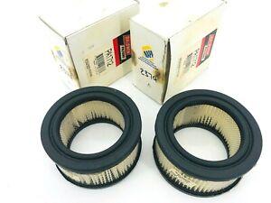 Lot of 2 New Napa Gold 2374 Air Filter Wix 42374 Baldwin PA1712