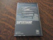 cassette audio SUPERTRAMP even in the quietest moments