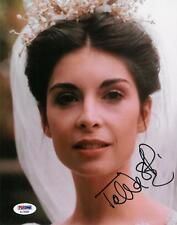 Talia Shire Signed Godfather Authentic Autographed 8x10 Photo PSA/DNA #AC78509