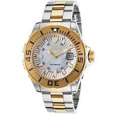 New Mens Invicta 17723 Pro Diver Automatic Two Tone Watch