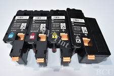 4 x Toner for Dell C1660W DELL C1660CN 332-0399 332-0400 332-0401 332-0402  KCMY
