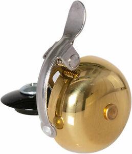 IncrediBell Striker Top Cap Mount Bell - Brass