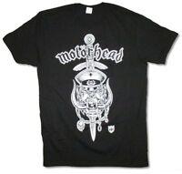 Motorhead Sword War Pig Image Black T Shirt New Official Merch Lemmy