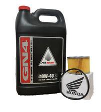 1977 HONDA CB400F OIL CHANGE KIT