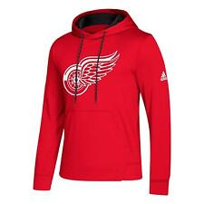 af9a5c5db99 Detroit Red Wings 2018 adidas Mens Fleece Pullover Hoodie L