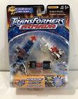 Hasbro Transformers Armada *ASTROSCOPE, PAYLOAD, & SKY BLAST* (SEALED)