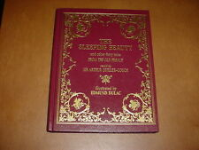 Sleeping Beauty & Other Tales Illustrated by Edmund Dulac New Deluxe Hardback