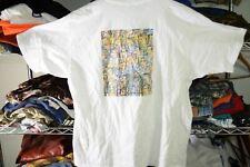 French Open Tennis vtg 1999 90s Roland Garros Paris France Made t shirt Men's XL