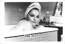 B70865 Virna Lisi actors acteurs 5x3cm