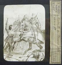 FOTOGRAFIA BATTAGLIA FORNOVO TARO PARMA ITALIA FRANCIA STORIA CARLO VIII 1495