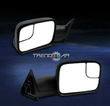 Mirror Pair for 94-97 Dodge Ram 1500 Left /& Right Side Towing Kool Vue