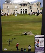 JACK NICKLAUS SIGNED AUTOGRAPH 11X14 PHOTO GOLF MASTERS BRITISH US OPEN JSA #2
