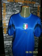 Vintage Italia Italy Puma football soccer jersey shirt trikot maillot '90s