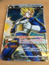 Carte Dragon Ball Z DBZ Miracle Battle Carddass Part 07 #M 81/85 Prisme 2011