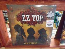 ZZ Top La Futura 2x LP NEW 180g vinyl Gatefold Texas Blues Gillian Welch