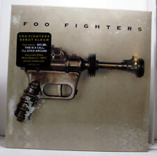 Foo Fighters S/T SEALED 2011 Press US LP w/ HYPE Nirvana Queens of the Stone Age