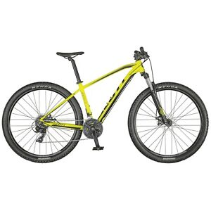 Bici Bike Scott Aspect 970 2021 colore Yellow Tg M