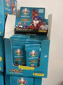 Panini Adrenalyn XL UEFA Euro 2020 Trading Cards 2021 Kick Off*full Box*free Mag