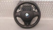 Genuine BMW E90 E91 E92 E93 M Sport Steering Wheel Paddle Shift + Airbag