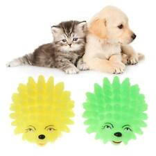 Pet Toys Soft Plastic Hedgehog Shape Squeaky Sound Funny Dog Cat Puppy Chew Play