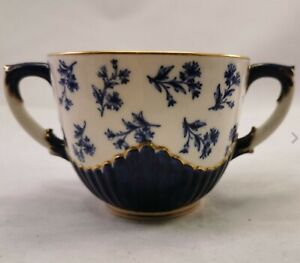 Rare Vintage Royal Worcester Twin Handle Cup. Very nice 33786