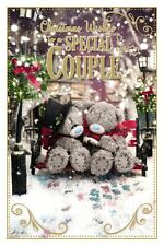 ME TO YOU TATTY TED STUNNING 3D SPECIAL COUPLE CHRISTMAS GREETING CARD