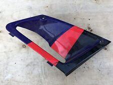 1991 1992 1993 1994 Honda CBR600F2 CBR600 F2 left fairing vent scoop panel