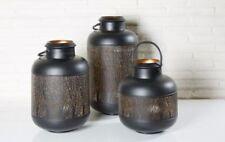 Deko-Laternen aus Metall mit mittlerem Wasserbedarf