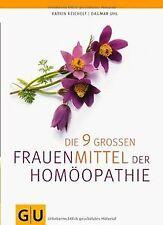 Die neun großen Frauenmittel der Homöopathie (Einze... | Buch | Zustand sehr gut
