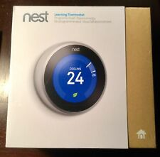 Nest Wi-Fi Smart Learning Thermostat 3rd Generation BrandNew