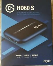 NEW !!! Elgato HD60 S Game Capture Card Free & Fast Shipping
