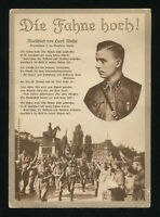 Germany Picture Postcard German 3rd Reich Horst Wessel SA Stormtrooper Leader