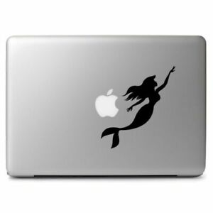 Princess Ariel Little Mermaid for Macbook Laptop Car Window Vinyl Decal Sticker