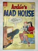 SILVER AGE ARCHIE'S MAD HOUSE #6 (July 1960) VG+ 4.5