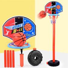 Basketball Hoop portable Mini Adjustable Stand Outdoor Indoor Sports Games Kids