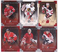 13-14 Artifacts Colten Teubert /999 Team Canada 2013