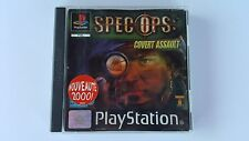 SPEC OPS: AIRBORNE COMMANDO / jeu Playstation 1 - PS one / PAL